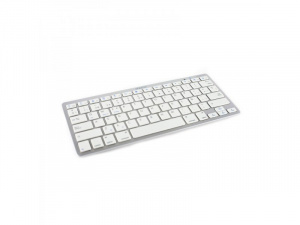 TECLADO APPROX BLUETOOTH 3.0 BLANCO 1