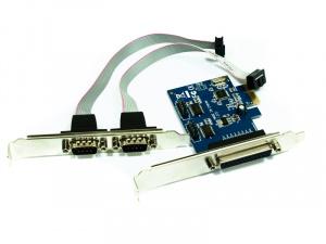 TARJETA PCI-E 2P SERIE 1P PARALELO APPROX 1