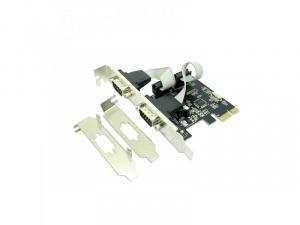 TARJETA PCI-E 2P SERIE APPROX 1