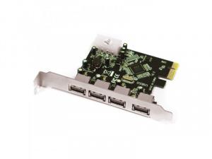 TARJETA PCI-E 4P USB APPROX 1