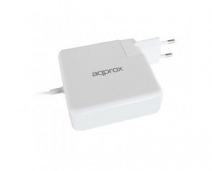 ALIMENTADOR APPROX 45/60/85W  PARA APPLE MAGSAFE2 1