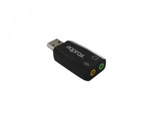 TARJETA SONIDO APPROX USB 5.1 1