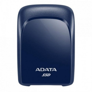 DISCO DURO EXTERNO 240GB SSD ADATA SC680 USB 3.2 TYPE-C AZU 1