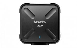 DISCO DURO EXTERNO 512GB SSD ADATA SD700 USB 3.2 NEGRO 1
