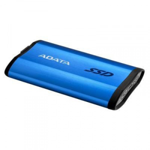 DISCO DURO EXTERNO 1TB SSD ADATA SE800 USB 3.2 TYPE-C AZUL 1
