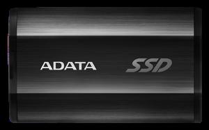 DISCO DURO EXTERNO 512GB SSD ADATA SE800 USB 3.2 TYPE-C NEG 1