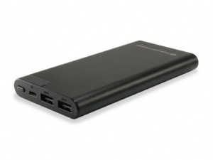 POWER BANK CONCEPTRONIC 10000MAH NEGRO 1