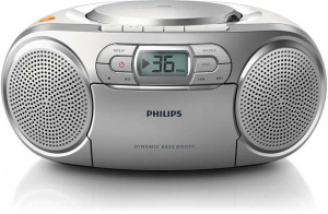 RADIO CD PHILIPS CD ESTEREO  AZ127/12 1
