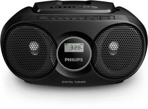 RADIO CD PHILIPS SOUNDMACHINE C/NEGRO  AZ215B/12 1