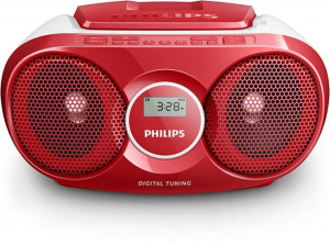 RADIO CD PHILIPS SOUNDMACHINE C/ROJO  AZ215R/12 1