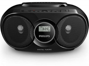RADIO CD PHILIPS SOUNDMACHINE C/NEGRO  AZ318B/12 1