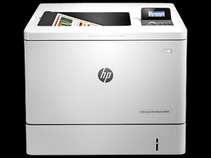 IMPRESORA LASER COLOR HP LASERJET ENTERPRISE M553DN 1
