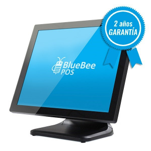 "MONITOR TACTIL BLUEBEE 17"" NEGRO TM-317 HDMI +VGA 1"