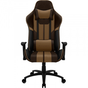 SILLA GAMER THUNDERX3 BC3 BOSS NEGRA MARRON 1