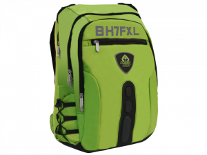 "MOCHILA KEEP OUT BK7FGXL VERDE 17"" 1"