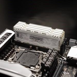 MEMORIA CRUCIAL DDR4 16GB 3000MHZ BALLISTIX LT WHI 1