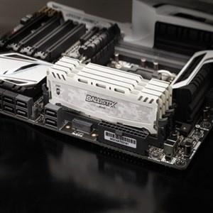 MEMORIA CRUCIAL DDR4 8GB 3000MHZ BALLISTIX S. WHIT 1
