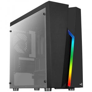 CAJA MICROATX AEROCOOL BOLT NEGRA RGB USB3.0 1