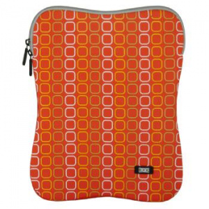 "BOLSA NETBOOK/TABLET 3GO 10-12"" BEVEL NARANJA 1"