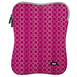 "BOLSA NETBOOK/TABLET 3GO 10-12"" BEVEL ROSA 1"