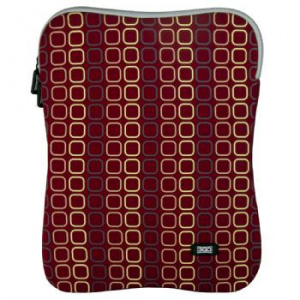 "BOLSA NETBOOK/TABLET 3GO 10-12"" BEVEL ROJA 1"