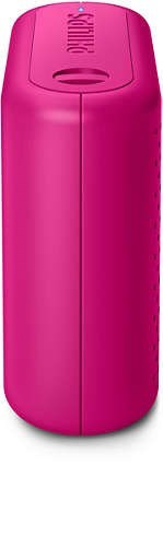 ALTAVOCES PHILIPS BT55B PORTATIL BLUETOOTH ROSA 1