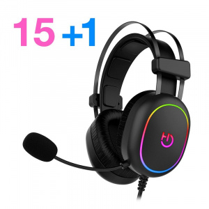 15 AUR. GAMING HIDITEC ERYS ARGB +1 DE REGALO 1