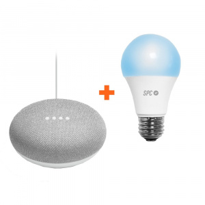 BUNDLE SPC IOT GOOGLE HOME MINI + SIRIUS 470 1