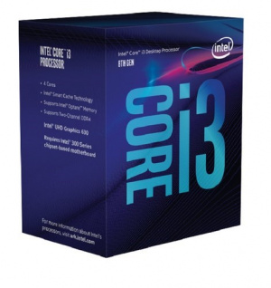 MICRO INTEL 1151 CF CORE I3-8100 3.6GHZ 6MB 14NM 1