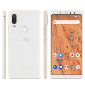 TELEFONO MOVIL BQ AQUARIS X2 32+3GB BLANCO 1