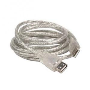 CABLE 3GO USB 2.0 A(M) - A(H) 5M 1