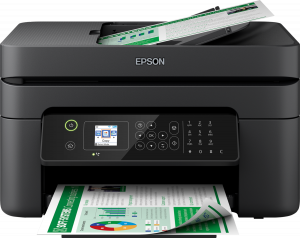 MULTIFUNCION EPSON WORKORCE WF-2830DWF WIFI  DUPLEX 1