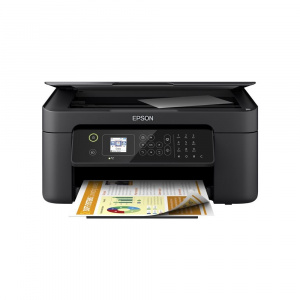 MULTIFUNCION EPSON WORKORCE WF-2810DWF WIFI  DUPLEX 1