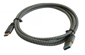 CABLE 3GO USB-A A TYPE-C 3.0 1,2M 1
