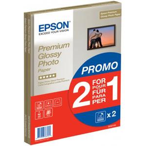 PAPEL EPSON FOTOGRAFICO SATINADO A4 15 HOJAS 251 1