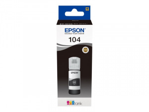 CARTUCHO EPSON T00P1  104 ECOTANK NEGRO  65ML 1