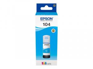 CARTUCHO EPSON T00P2  104 ECOTANK CIAN  65ML 1