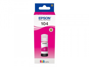 CARTUCHO EPSON T00P3  104 ECOTANK MAGENTA  65ML 1