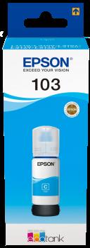 CARTUCHO EPSON T00S2  103 ECOTANK CIAN  65ML 1