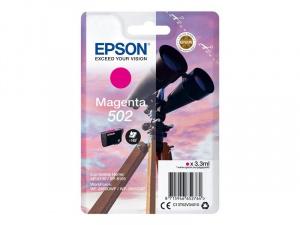 CARTUCHO EPSON 502 (BINOCULARES) MAGENTA 1