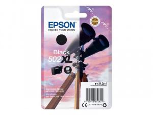 CARTUCHO EPSON 502XL NEGRO 9.2ML 550PG 1