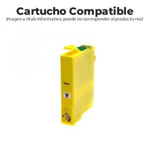 CARTUCHO COMPATIBLE CON EPSON T02W4  502XL  AMARILLO 1