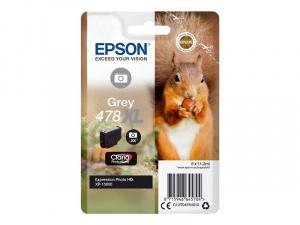CARTUCHO  EPSON 478XL GRIS C13T04F64010 1