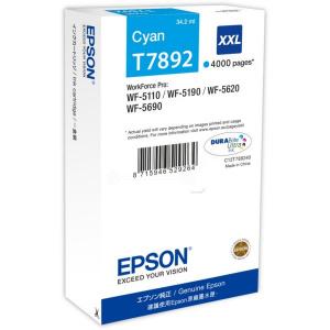 CARTUCHO EPSON XXL  T7892 CIAN 1