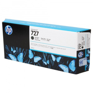 CATUCHO HP 727 NEGRO MATE 300ML C1Q12A 1