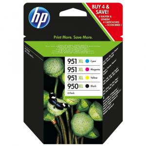 CARTUCHO HP 950XL/951XL C2P43AE PACK (BK/C/M/Y) 1
