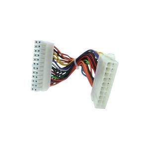 CABLE ALIMENTACION CONECTOR 20/24 PINS 12CM 1
