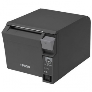IMPRESORA TICKETS EPSON TM-T70IIE TERMICA USB/ETH NEGRA 1