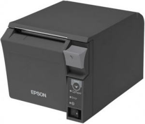 IMPRESORA TICKETS EPSON TMT-70II TERMICA USB+RS232 NEG 1