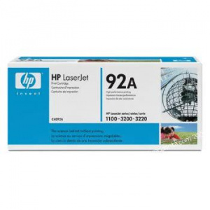 TONER HP 92A C4092A  LJ 1100/1100A/3200 2500 PAG 1